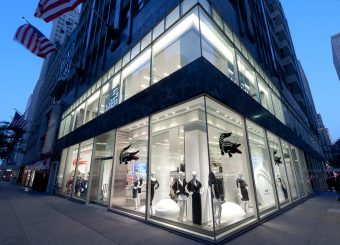 9bf3c03f51cad3 Lacoste Flagship 5th Avenue New York